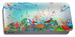 Birds Of My Landscapes - Limited Edition  Of 15 Portable Battery Charger