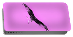 Birds Of Prey Portable Battery Charger by Tommytechno Sweden