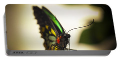 Birdwing Butterfly Portable Battery Charger