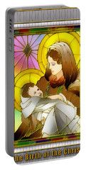 Birth Of The Christ Portable Battery Charger