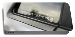 Birthday Car - Intercooled Turbo 16 Valve Portable Battery Charger