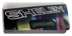 Birthday Car - Shelby Windshield Portable Battery Charger