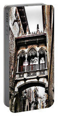 Bishop's Street - Barcelona Portable Battery Charger