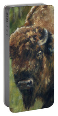 Bison Study - Zero Three Portable Battery Charger