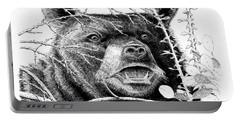 Black Bear Boar Portable Battery Charger
