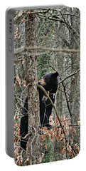 Black Bear Cub Portable Battery Charger