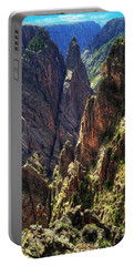 Black Canyon Of The Gunnison National Park I Portable Battery Charger