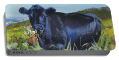 Cows Dartmoor Portable Battery Charger