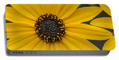 Black-eyed Susan Portable Battery Charger