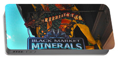 Black Market Minerals Portable Battery Charger