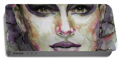 Black Swan Portable Battery Charger by Laur Iduc