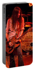 Blackberry Smoke Guitarist Charlie Starr Portable Battery Charger