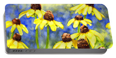 Blackeyed Beauties Portable Battery Charger