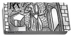 Blacksmith, 1483 Portable Battery Charger