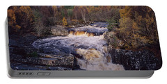 Blackwater Falls - Scotland Portable Battery Charger