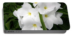 Blanco Boquet Portable Battery Charger by Amar Sheow