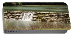 Blanco River Weir Portable Battery Charger