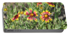 Blanketflower Portable Battery Charger