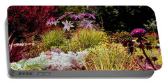 Blithewold Gardens Bristol Rhode Island Portable Battery Charger by Tom Prendergast