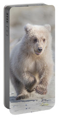 Portable Battery Charger featuring the photograph Blondes Have More Fun by Chris Scroggins