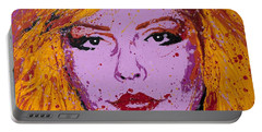 Blondie Portable Battery Charger