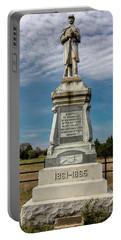 Bloody Cedars Civil War Memorial Portable Battery Charger