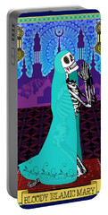 Bloody Islamic Mary Portable Battery Charger by Tammy Wetzel