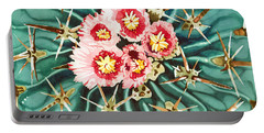 Bloomin' Horse Crippler Cactus Portable Battery Charger