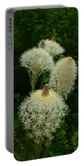 Blooming Bear Grass Portable Battery Charger