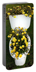Blooming Loo Portable Battery Charger