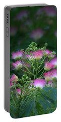 Blooms Of The Mimosa Tree Portable Battery Charger