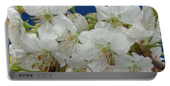 Blossoming Portable Battery Charger