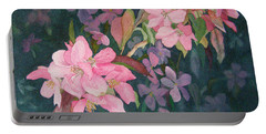 Blossoms For Sally Portable Battery Charger