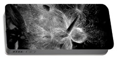 Portable Battery Charger featuring the photograph Blowing In The Wind by Lucinda Walter