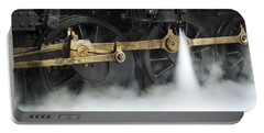 Blowing Of Steam Portable Battery Charger