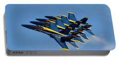 Blue Angels Echelon Portable Battery Charger