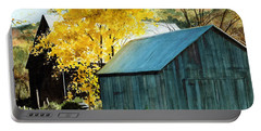 Blue Barn Portable Battery Charger