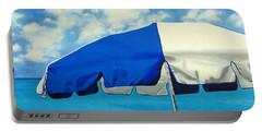 Blue Beach Umbrellas 1 Portable Battery Charger