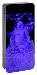 Blue Buddha And The Blue City Portable Battery Charger