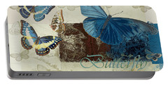 Blue Butterfly - J152164152-01 Portable Battery Charger