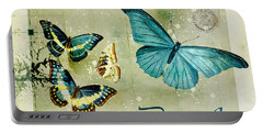 Blue Butterfly - S55c01 Portable Battery Charger