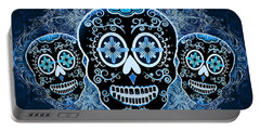 Three Amigos Portable Battery Charger by Tammy Wetzel