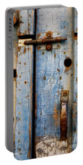 Blue Door Weathered To Perfection Portable Battery Charger