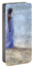 Blue Dream. Impressionism Portable Battery Charger
