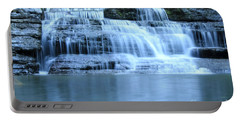 Blue Falls Portable Battery Charger
