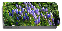 Blue Gentia Buds - 2 Portable Battery Charger