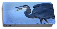 Blue Heron Gulp Portable Battery Charger