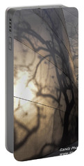 Portable Battery Charger featuring the photograph Blue Ribbon Garden 2 by Gandz Photography
