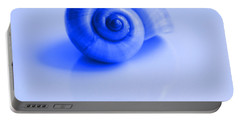 Blue Shell Portable Battery Charger