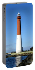 Blue Sky Blue Sea  And Barnegat Light Portable Battery Charger